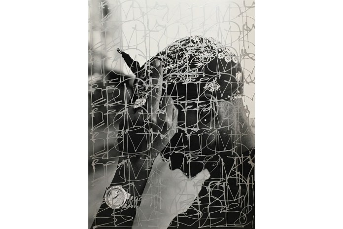 Hip-Hop Photographer Mike Miller & Retna Team up to Sell a 1-Of-1 Tupac Piece