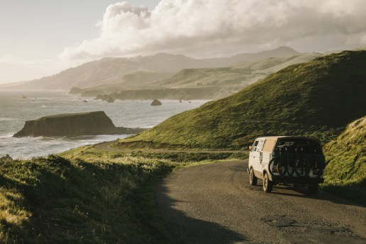 Mission Workshop & Taylor Stitch Field Test Their Gear on a Picture-Perfect Road Trip