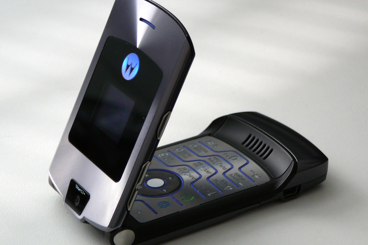 Picture of Are Flip Phones Coming Back?