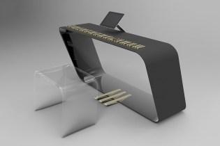 Porsche Design Brings the Piano of the Future to the Present