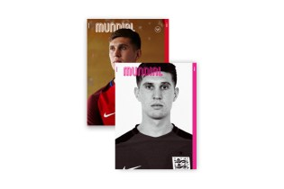 'MUNDIAL' Magazine's Sixth Issue Celebrates the Rise of John Stones and Gazza's Legacy