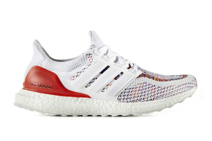 adidas Teases Another Partial Multicolor Colorway of the Ultra Boost