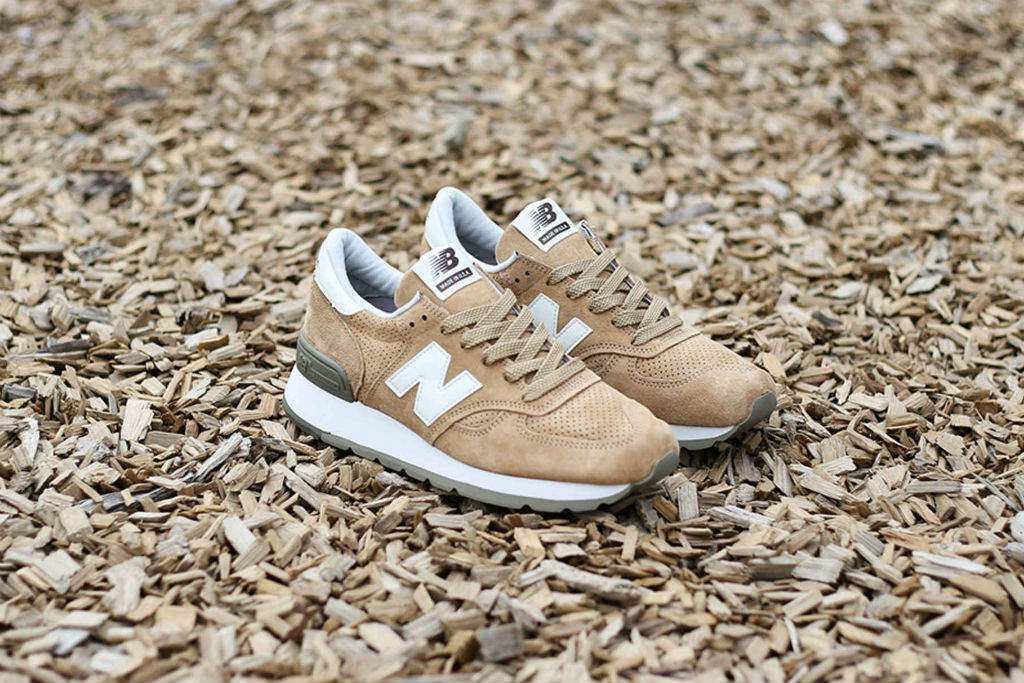 The New Balance 990 Is Now Available In Neutral Tan Colorway