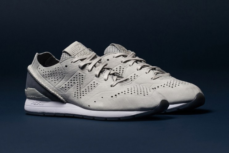 New Balance Steps up the Deconstructed 696