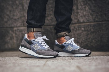 New Balance Drops the M998CPLO in a Clean Gray Colorway