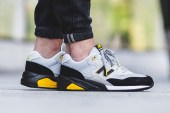 New Balance MRT580 LS Grey/Black