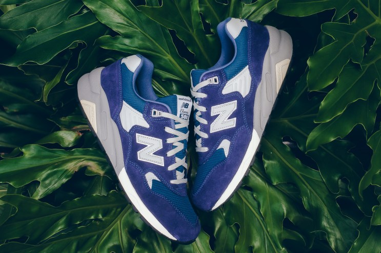 The New Balance MRT580 Receives a Dapper Rework