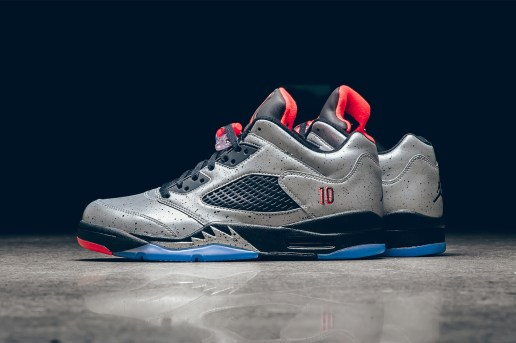 Neymar's Air Jordan 5 Is Just a Week Away