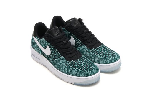 "Nike Air Force 1 Ultra Flyknit Low ""Hyper Jade"""
