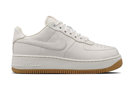 Nike Is Hiding the Seams of the Air Force 1 With the New Up Step