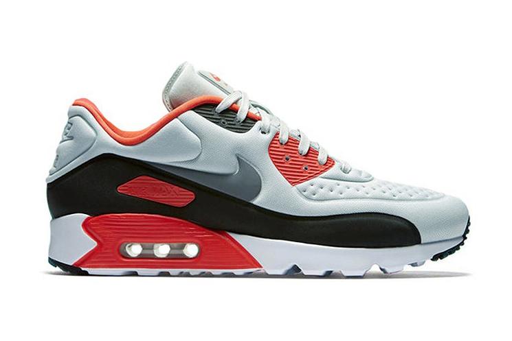Nike Air Max 90 Ultra Moire Red vivoentertainments.co.uk