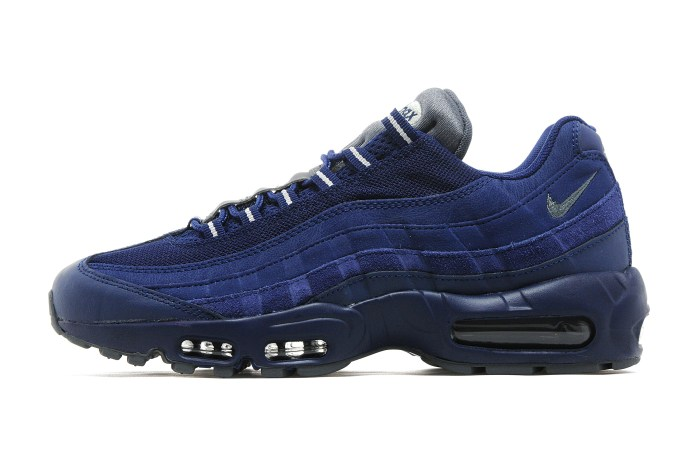 Nike Gives the Air Max 95 a Clean New Blue & Grey Colorway