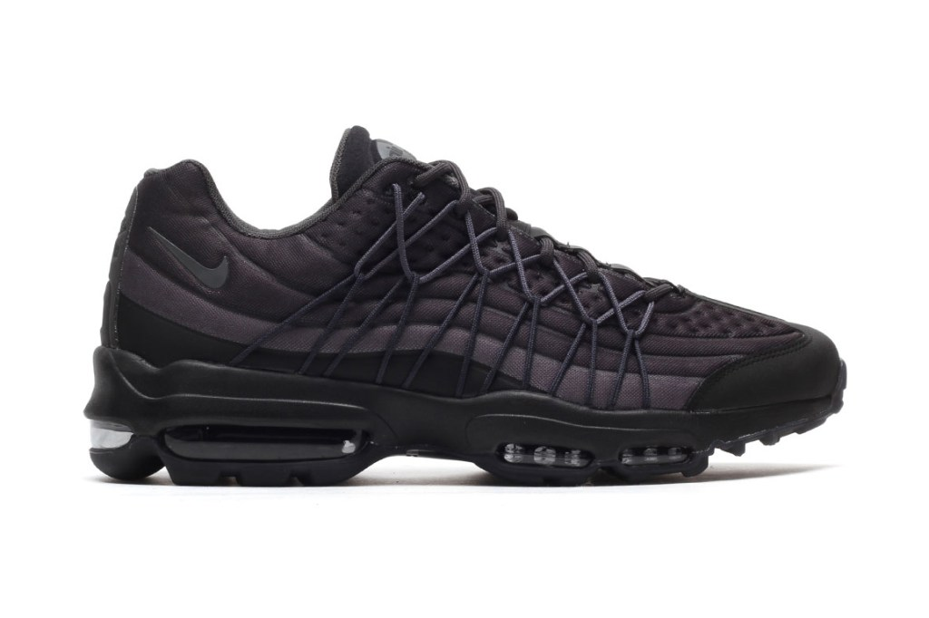 Nike Air Max 95 Grey Black