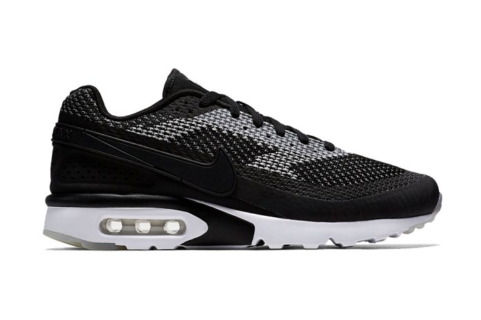"The Nike Air Max BW Gets the ""Oreo"" Treatment"