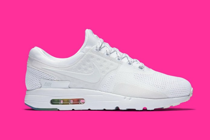 "Nike Reveals Its Upcoming ""Be True"" Air Max Zero"