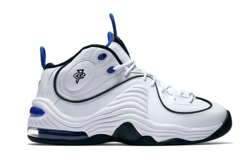 "Nike Brings Back the Air Penny 2 ""Home"""