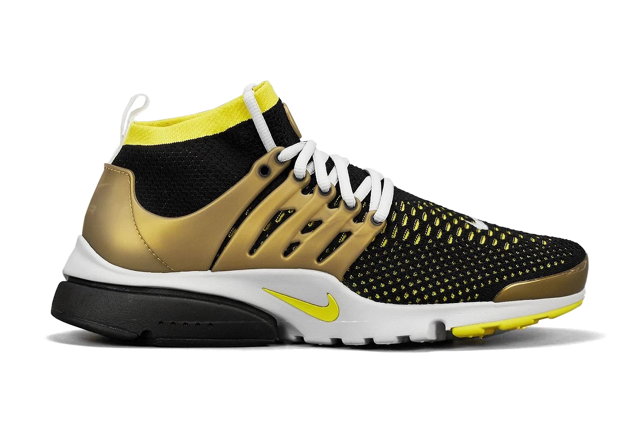 nike air presto flyknit ultra gold. Black Bedroom Furniture Sets. Home Design Ideas
