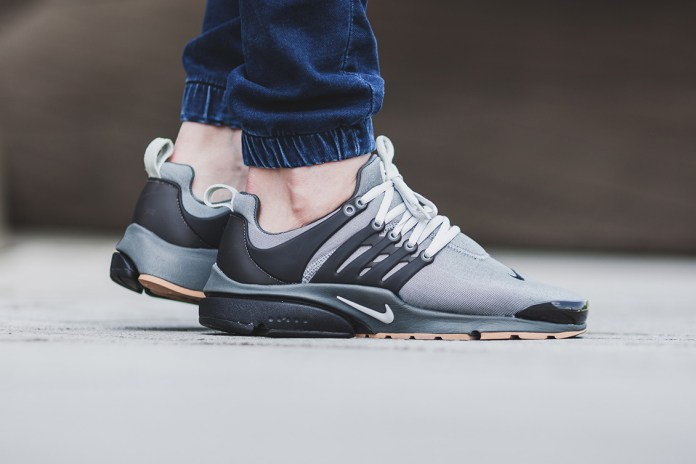 "The Nike Air Presto Premium Conquers the Streets in ""Granite"""