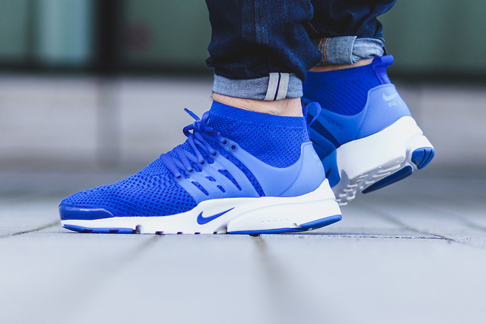 ... nike air presto blue black ...