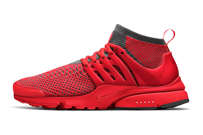 The Nike Air Presto Ultra Flyknit Is Coming to NIKEiD