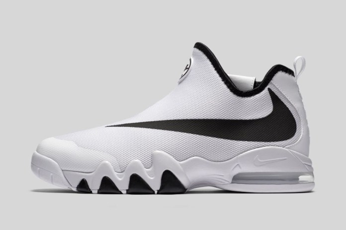 Nike Officially Unveils the Big Swoosh in White/Black/White