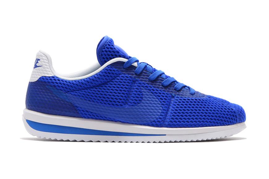 Nike Cortez Blue Floral