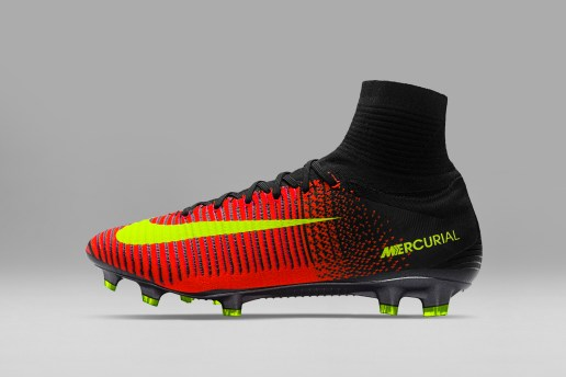 "Nike Football's ""Spark Brilliance"" Pack Is for the Speed Demons"