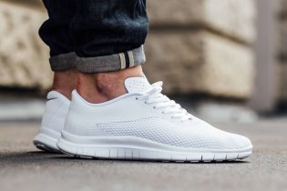 The Nike Free Hypervenom Low All-White Will Make Heads Turn
