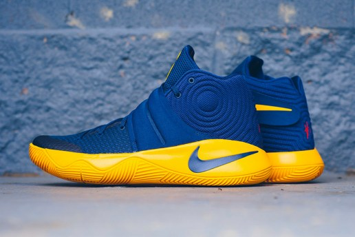 "Nike Kyrie 2 ""Cavs"" Colorway Drops In Time For NBA Finals"