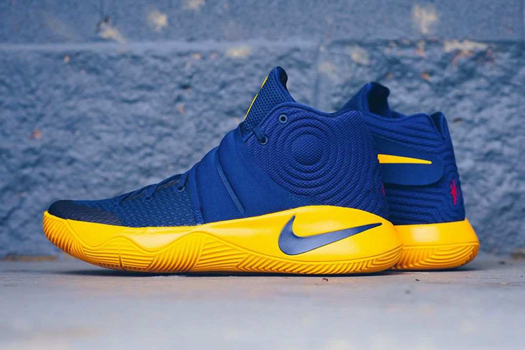 Nike Kyrie 1 Sky Blue Yellow Shoes [NKO003] - $83.00 ...  Kyrie 1 Blue And Yellow