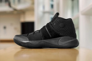 Nike Is Blacking-Out the Kyrie 2