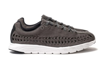 "The Nike Mayfly Woven Returns in ""Tumbled Grey"""
