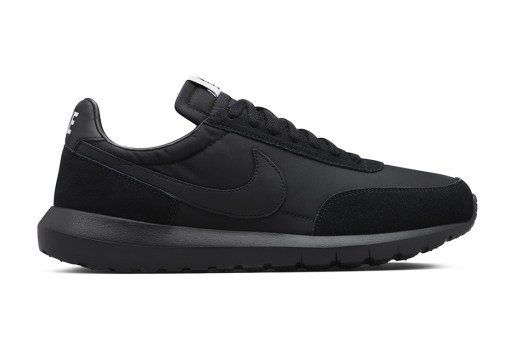 "The DSM x NikeLab Roshe Daybreak ""Triple Black"" Is Rereleasing Online"