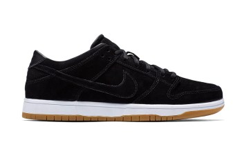 Nike SB Drops a Clean Gum-Soled Colorway of the Dunk Low
