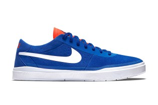 "Nike SB Drops the Bruin Hyperfeel in ""Racer Blue"""