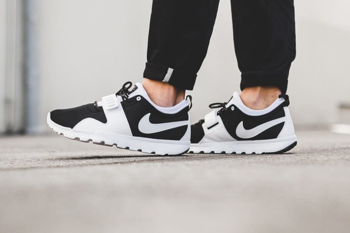 The Nike SB Trainerendor Receives a Monochrome Makeover