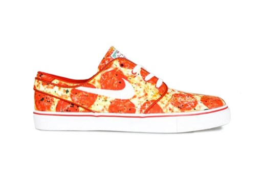 Nike SB x Skate Mental Gets Cheesy With Janoski