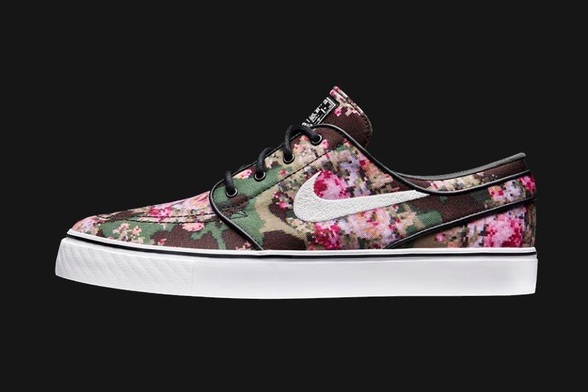 Nike sb zoom stefan janoski quot digi floral quot 2016 hypebeast