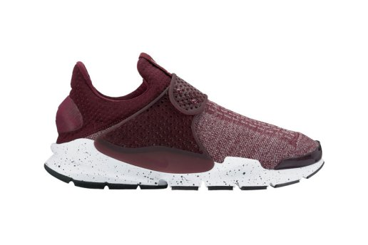 "A First Look at the Nike Sock Dart SE ""Night Maroon"""