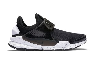 Nike's Black & White Sock Dart Is Finally Available