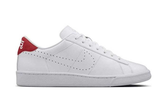 "The Swoosh Reveals Release Date for ""Nai Ke"" Tennis Classic"