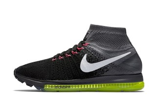 Nike's Zoom All Out Flyknit Blurs the Line Between Performance and Lifestyle