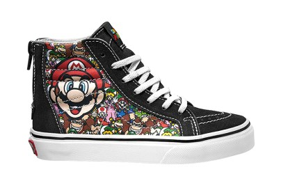Vans Transforms Your Childhood Into Sneaker Form With This Nintendo Collaboration