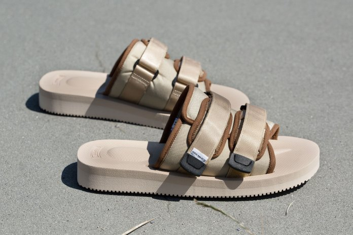 Norse Projects Teams up With SUICOKE on Line of Sandals
