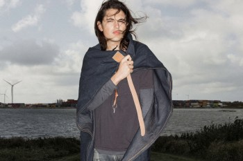 "Nudie Jeans ""Ture"" Picnic Blanket Serves More Than One Purpose"