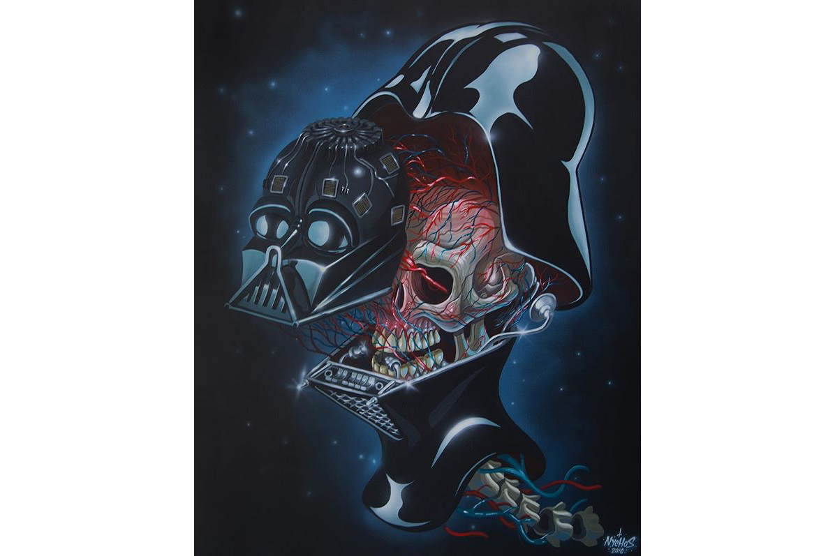 NYCHOS to Take on Pop Culture Icons at Jonathan LeVine Gallery