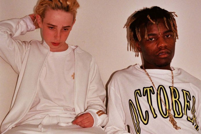 EXCLUSIVE: October's Very Own 2016 Summer Editorial Featuring Playboi Carti, Ian Connor and John Ross