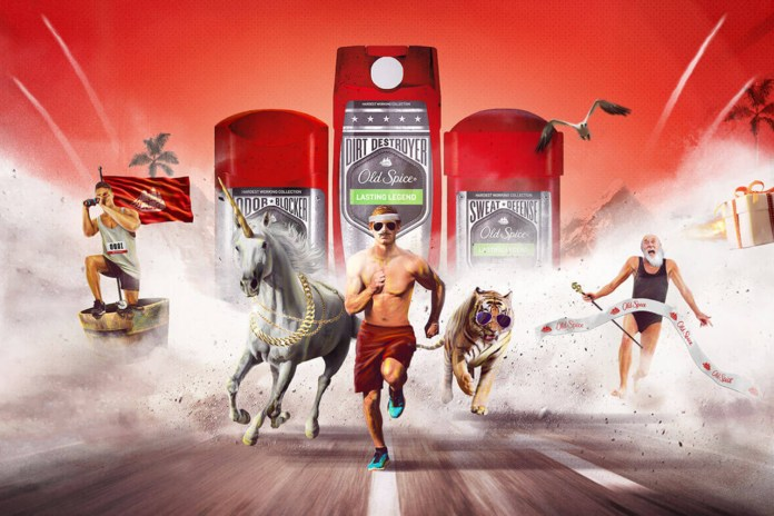 Win Any Prize Imaginable With the Old Spice Dream Runner Challenge