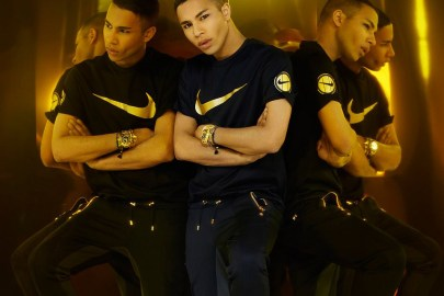 Check out the Full Olivier Rousteing x NikeLab Collection