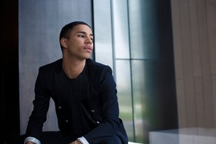 Olivier Rousteing Talks About the Lack of Diversity in Fashion and Why Kanye West Is a F***ing God